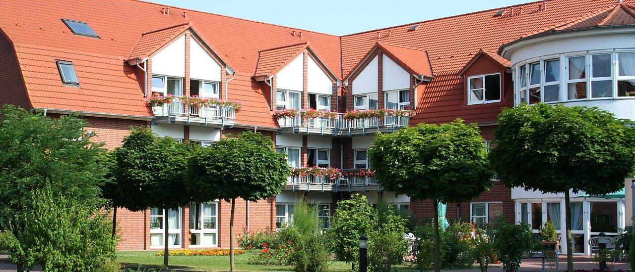 Altenhilfe - Haus Eichengrund Bützow