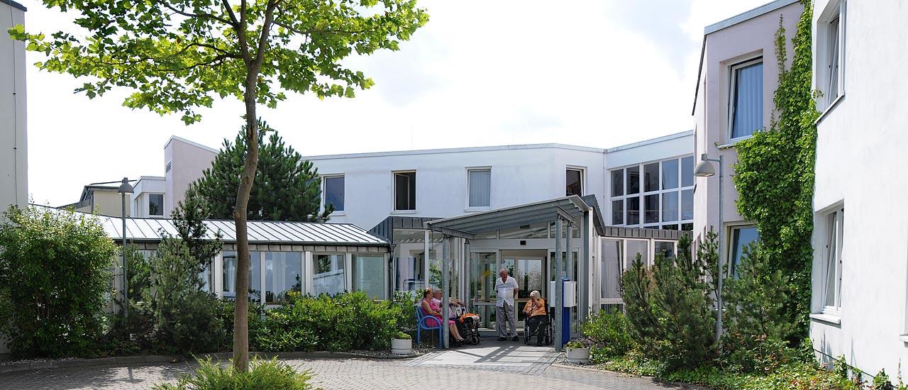 Altenhilfe - Haus Sankt Jürgen Wolgast