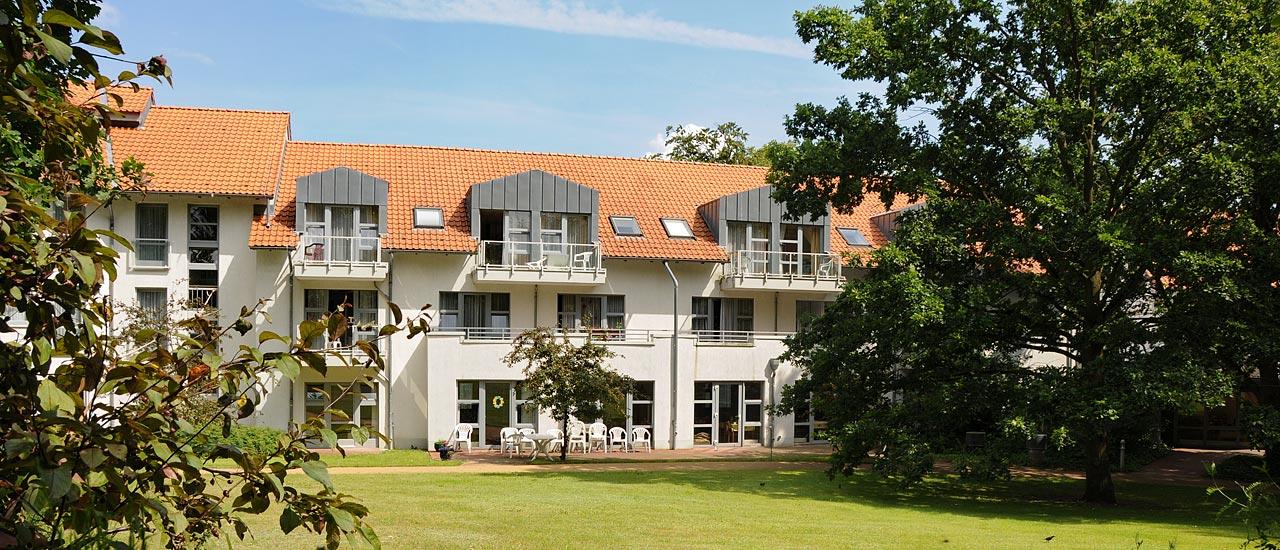 Altenhilfe - Haus Sorgenfrei Zinnowitz