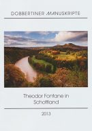 """Schriftenreihe """"Dobbertiner Manuskripte"""" Heft 14 – Theodor Fontane in Schottland"""