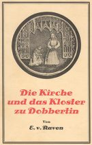 """Schriftenreihe """"Dobbertiner Manuskripte"""" Heft 6 – Die Kirche und das Kloster zu Dobbertin"""