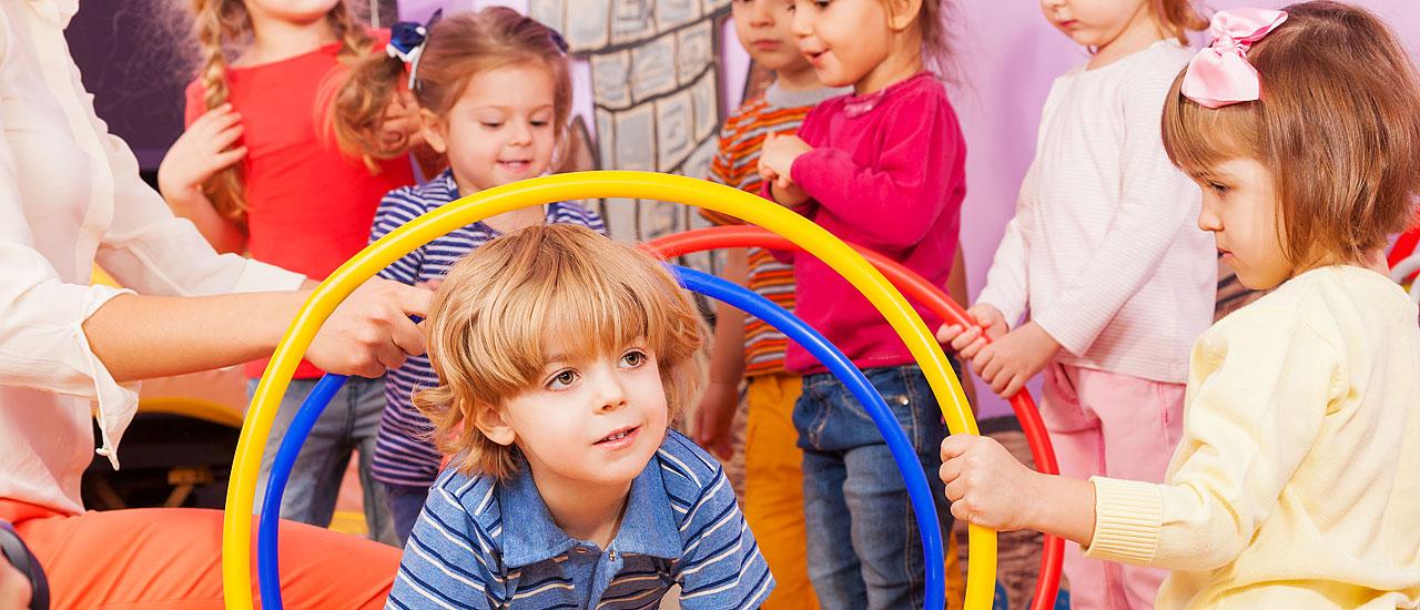Bildung und Förderung - Kita Sophienstift Lübz