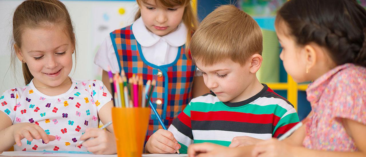 Bildung und Förderung - Kita Zwergenparadies Plau