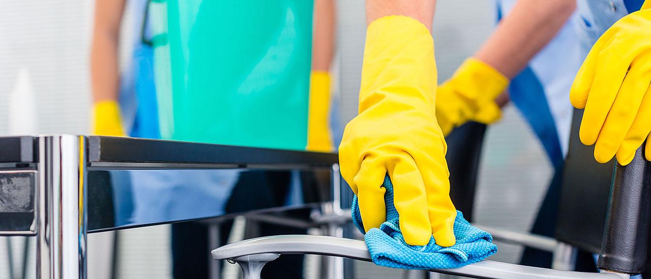 Werkstätten - Arbeitsbereich Hauswirtschaft und Service