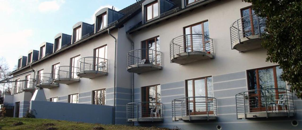 """Psychosoziale Hilfen - Psychosoziales Wohnheim """"Haus am Wockersee"""" Parchim"""