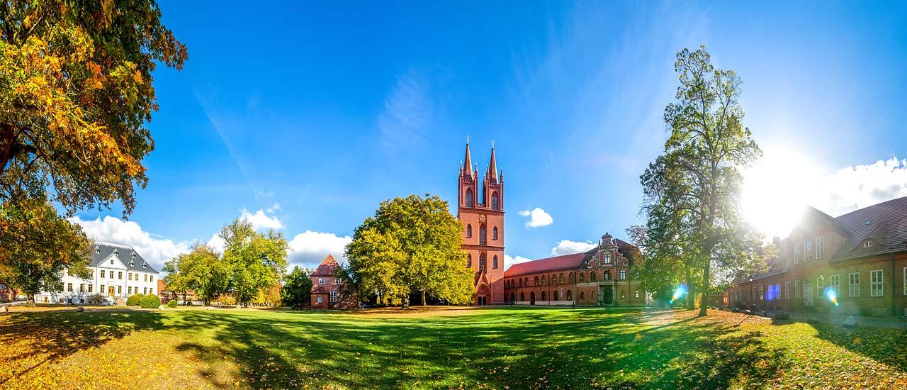 Das Diakoniewerk Kloster Dobbertin