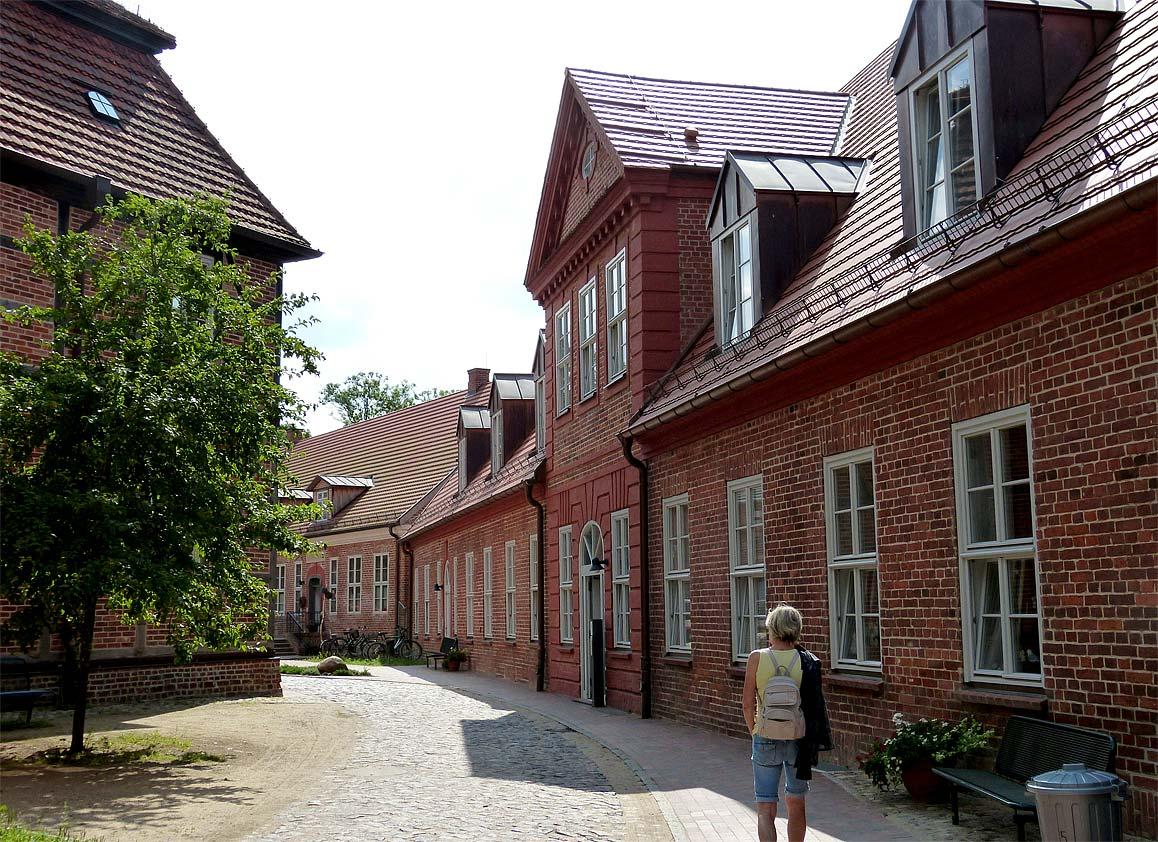 Wohngebäude der Konventualinnen
