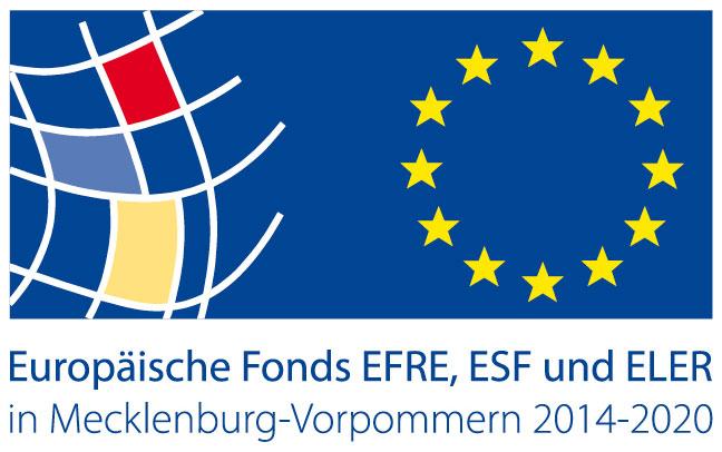 Europäische Fonds EFRE, ESF und ELER in Mecklenburg-Vorpommern