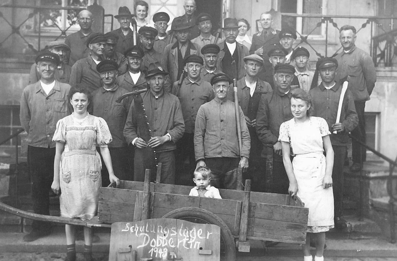 Waldarbeiterschule Dobbertin (1943)