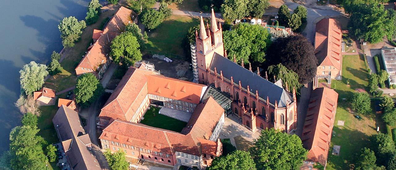 Diakoniewerk Kloster Dobbertin - Klostergelände