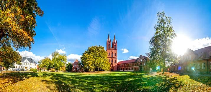 Absage von Veranstaltungen im Kloster Dobbertin
