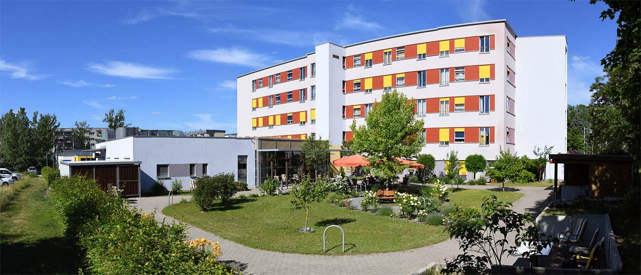 Altenhilfe - Haus auf dem Lindenberg Neubrandenburg